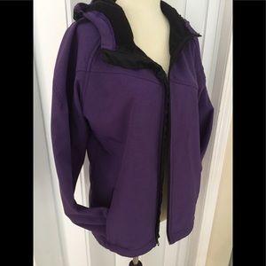 Iceburg fleece lined jacket